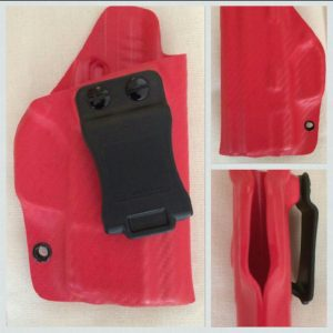 IWB Righthand Springfield 3.3 Taco Holster w/ Clip & Sweat Guard - $55.00